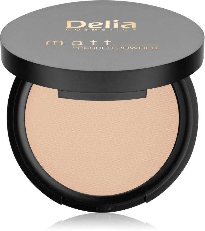 Delia Cosmetics Matt pudr