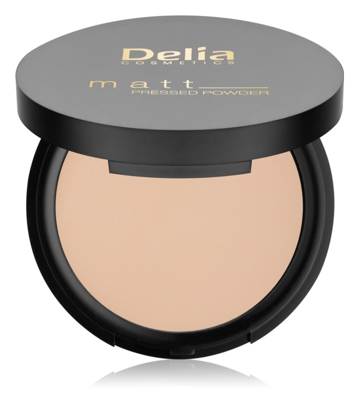 Delia Cosmetics Matt pudra