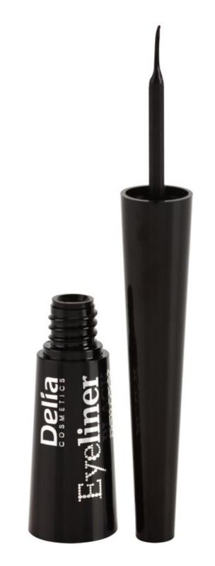 Delia Cosmetics New Look Long-Lasting Liquid Eyeliner