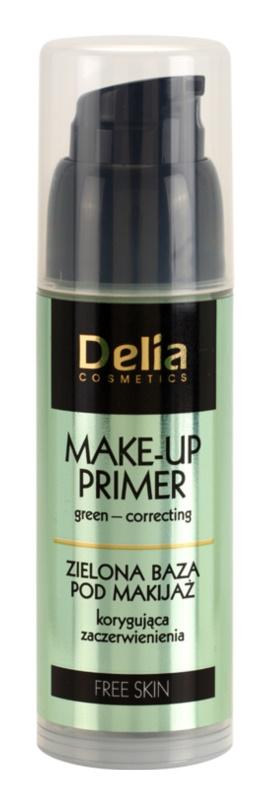 Delia Cosmetics Free Skin alap bázis kipirosodás ellen