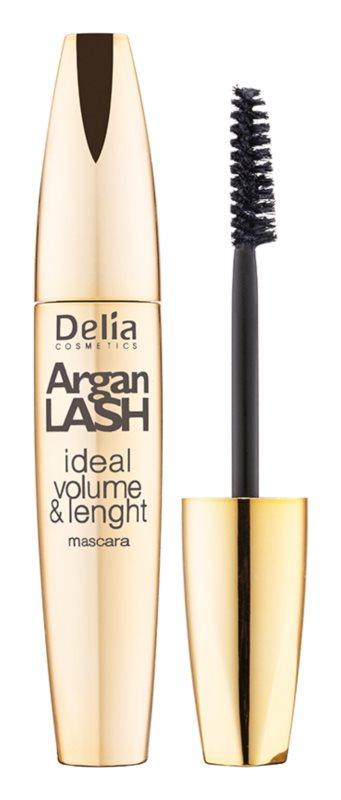 Delia Cosmetics Argan Lash řasenka pro objem, délku a oddělení řas