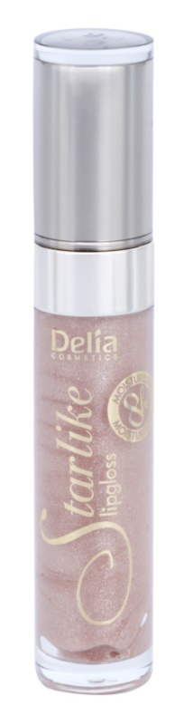 Delia Cosmetics Starlike lipgloss lesk na rty se třpytkami