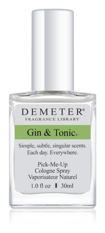 Demeter Gin & Tonic acqua di Colonia unisex 30 ml