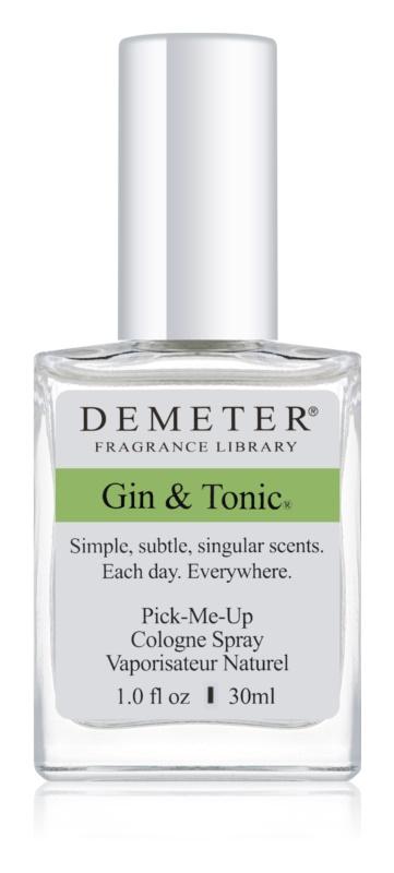 Demeter Gin & Tonic eau de cologne mixte 30 ml