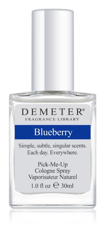 Demeter Blueberry eau de cologne unisex 30 ml