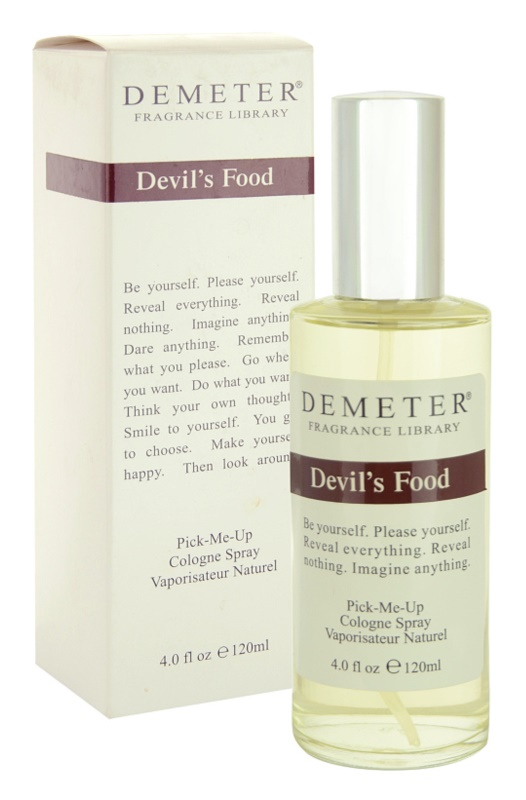 Demeter Devil's Food kolínská voda unisex 120 ml