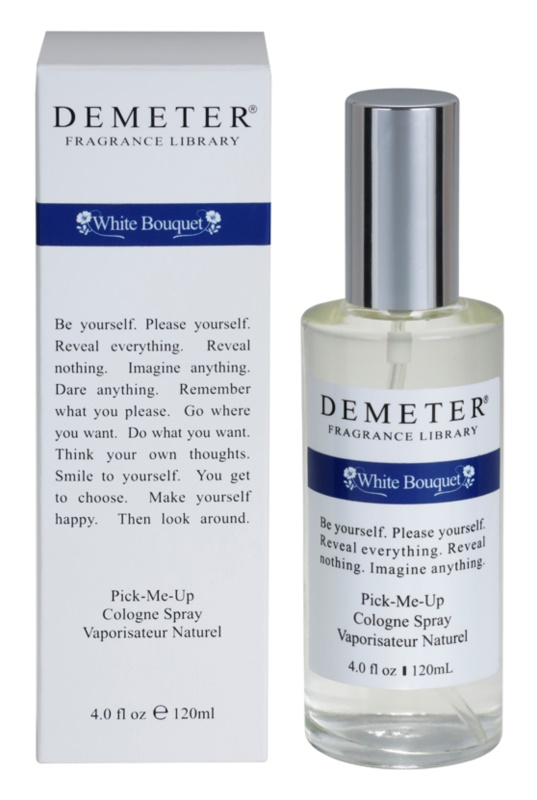 Demeter White Bouquet eau de Cologne mixte 120 ml