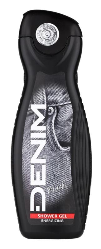 Denim Black sprchový gél pre mužov 400 ml