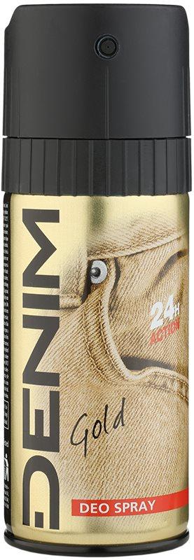 Denim Gold дезодорант-спрей для чоловіків 150 мл