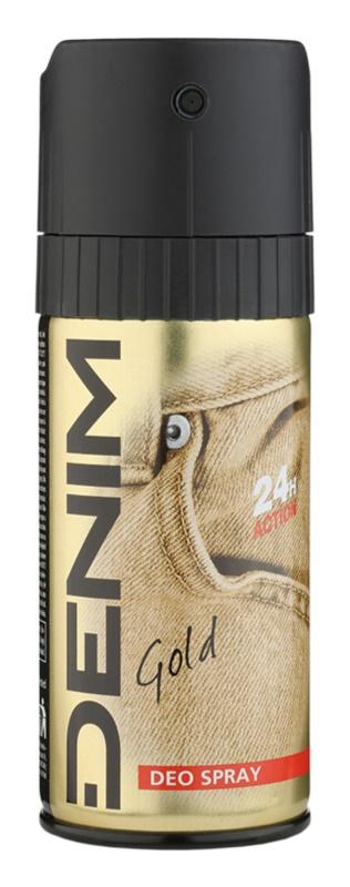 Denim Gold Deo Spray for Men 150 ml
