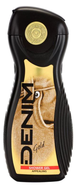 Denim Gold sprchový gél pre mužov 250 ml
