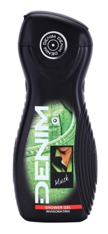 Denim Musk Douchegel voor Mannen 250 ml