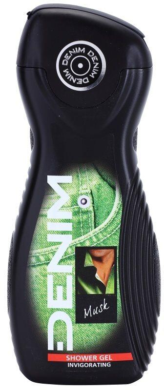 Denim Musk gel za prhanje za moške 250 ml