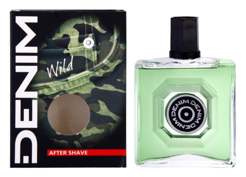 Denim Wild voda po holení pro muže 100 ml