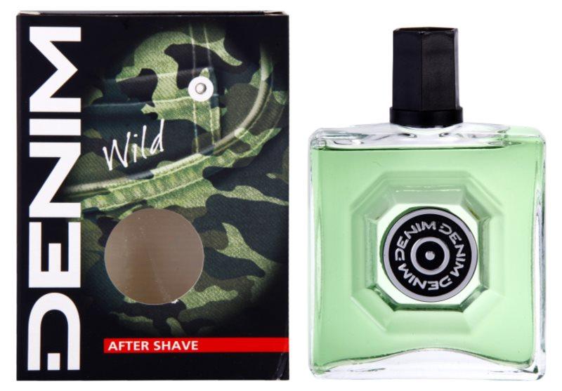 Denim Wild woda po goleniu dla mężczyzn 100 ml