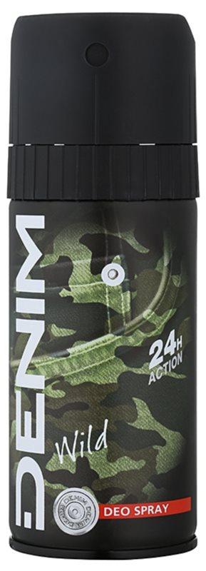 Denim Wild deodorant Spray para homens 150 ml