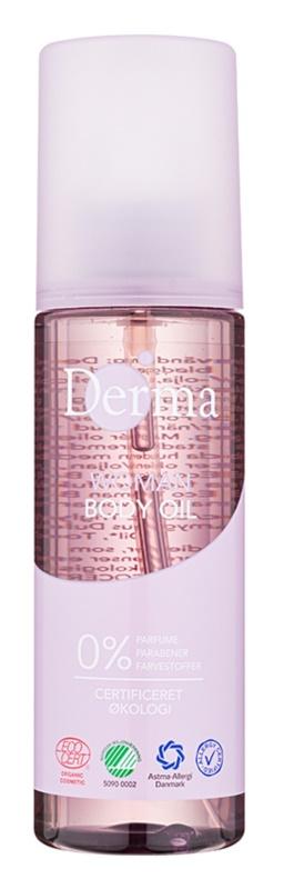 Derma Woman tělový olej