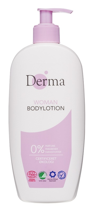Derma Woman lait corporel