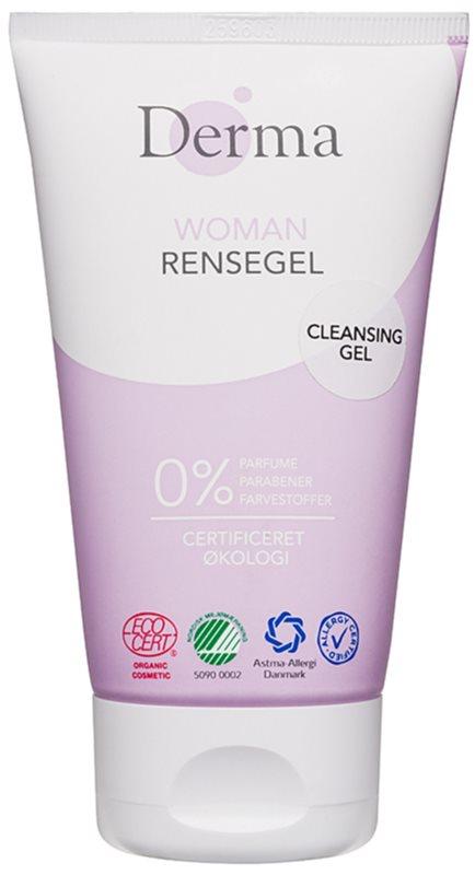 Derma Woman gel limpiador