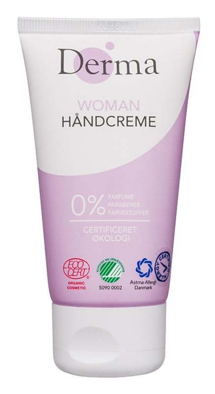 Derma Woman crema de manos