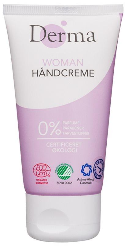 Derma Woman creme de mãos