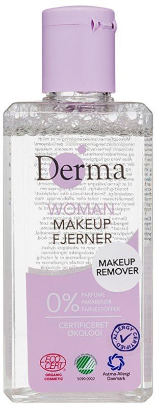 Derma Woman odličovač na tvár a oči