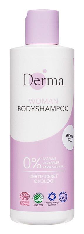 Derma Woman sprchový gél