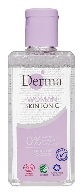 Derma Woman tonic pentru fata