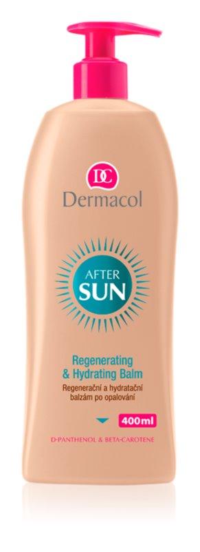 Dermacol After Sun Regenerating and Moisturising Balm After Sun