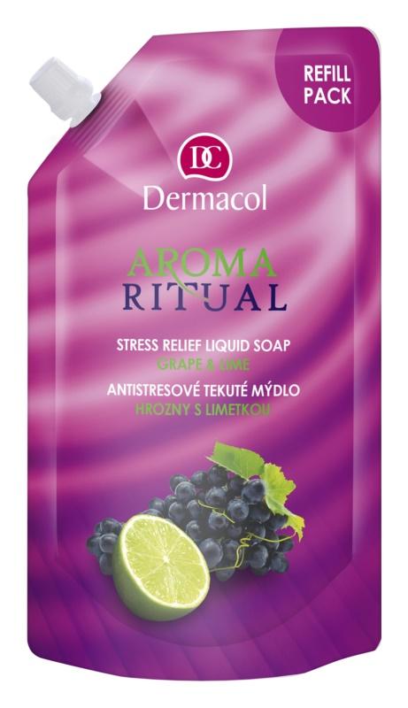 Dermacol Aroma Ritual Anty-stres mydło w płynie