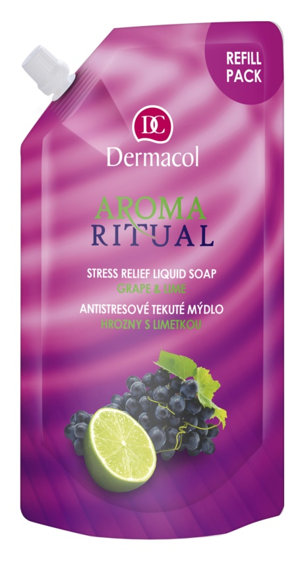 Dermacol Aroma Ritual антистресове рідке мило