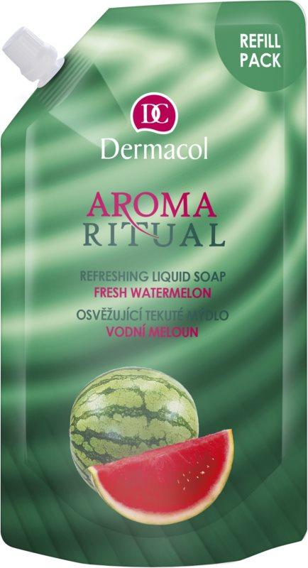 Dermacol Aroma Ritual osvěžující tekuté mýdlo