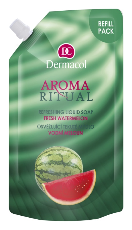 Dermacol Aroma Ritual δροσιστικό ρευστό σαπούνι