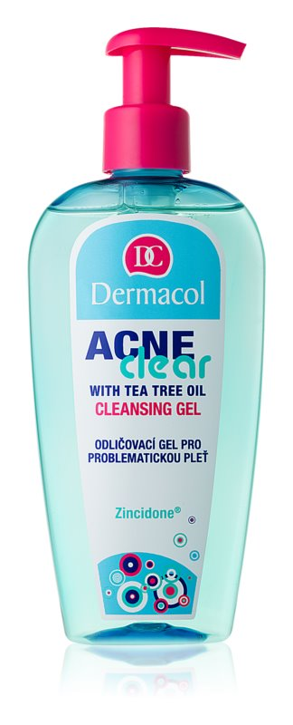 Dermacol Acneclear Facial Cleansing Gel For Problematic Skin