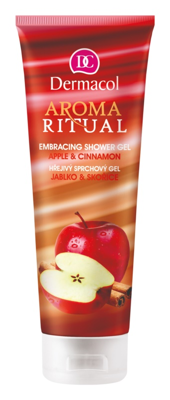 Dermacol Aroma Ritual gel douche effet chauffant