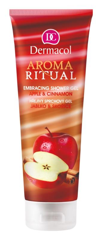 Dermacol Aroma Ritual зігріваючий гель для душу