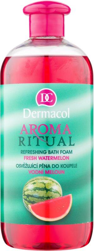 Dermacol Aroma Ritual bain moussant rafraîchissant