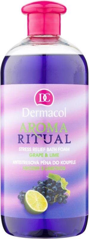 Dermacol Aroma Ritual antistresová pena do kúpeľa