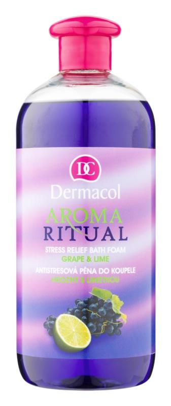 Dermacol Aroma Ritual spumă de baie anti-stres