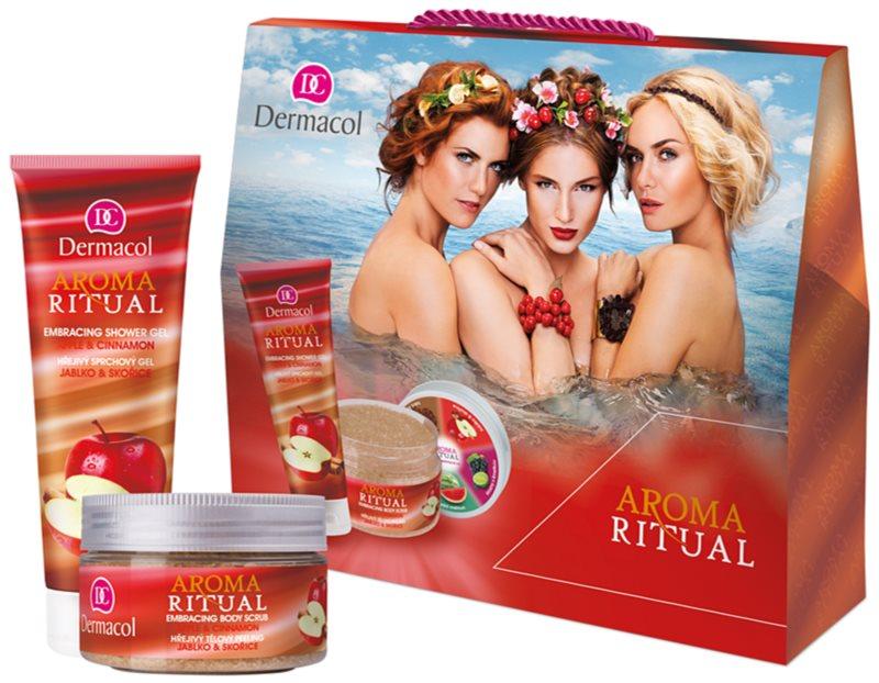 Dermacol Aroma Ritual lote cosmético XXIII.