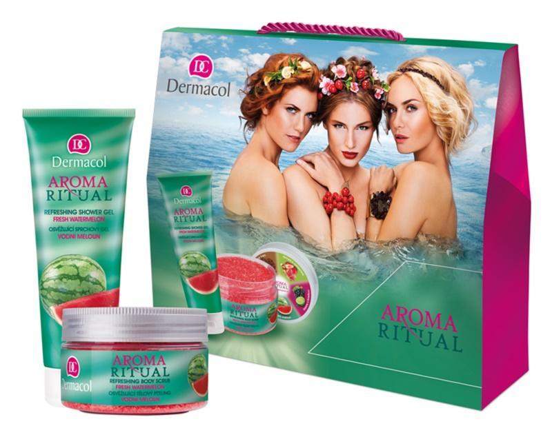 Dermacol Aroma Ritual Kosmetik-Set  XXI.