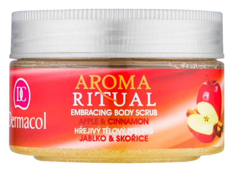 Dermacol Aroma Ritual gommage pour le corps effet chauffant