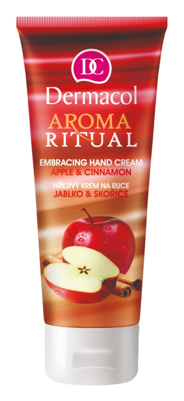 Dermacol Aroma Ritual crema calentadora de manos