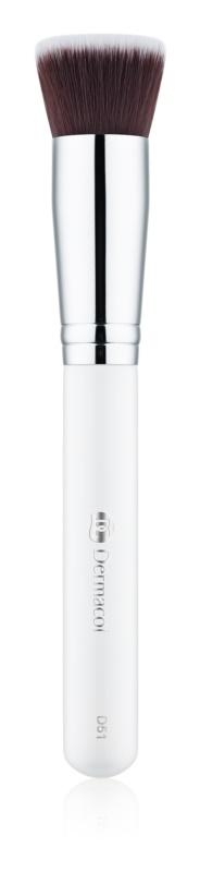 Dermacol Master Brush by PetraLovelyHair pensula pentru aplicarea produselor cu consistenta lichida sau cremoasa