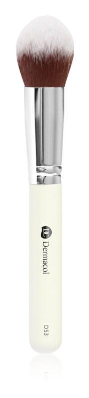 Dermacol Master Brush by PetraLovelyHair pensulă pentru contur și bronzer