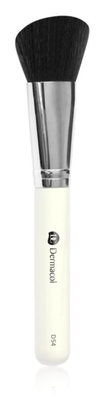 Dermacol Master Brush by PetraLovelyHair pensula pentru fardul de obraz sau bronzer