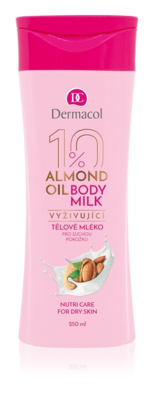 Dermacol Body Care Almond Oil Nourishing Body Milk For Dry Skin