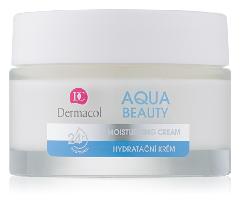 Dermacol Aqua Beauty crema hidratanta pentru toate tipurile de ten