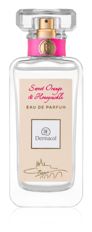 Dermacol Sweet Orange & Honeysuckle parfumovaná voda pre ženy 50 ml
