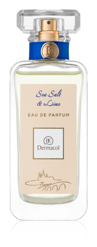 Dermacol Sea Salt & Lime parfumovaná voda unisex 50 ml